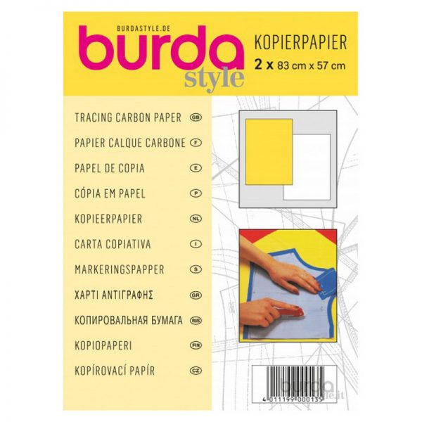Burda – Carta copiativa A