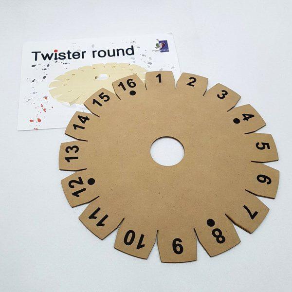 twister round