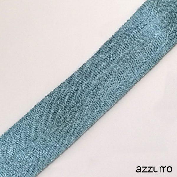 bordo tappeto azzurro
