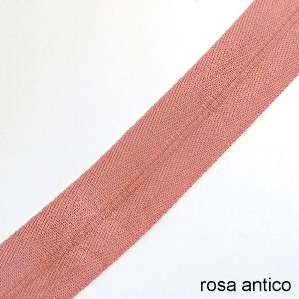 bordo tappeto rosa antico