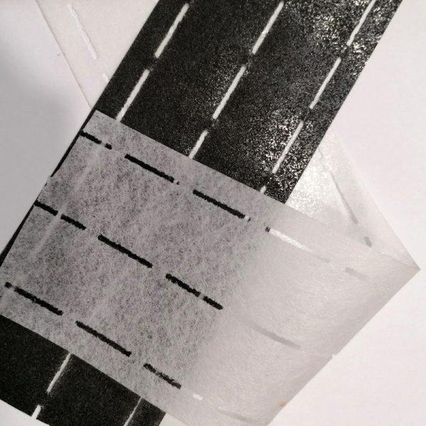 cinturino adesivo